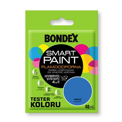 Bondex Tester koloru Smart Paint mamma mia 40 ml