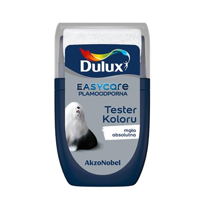 Dulux Tester koloru Easy Care mgła absolutna 30 ml