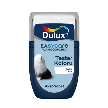 Dulux Tester koloru Easy Care baby blue 30 ml