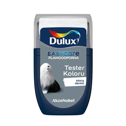 Dulux Tester koloru Easy Care szary denim 30 ml