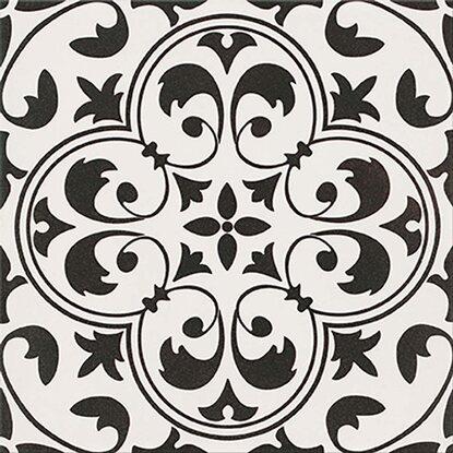 Gres szkliwiony DEMI patchwork 29,8 cm x 29,8 cm