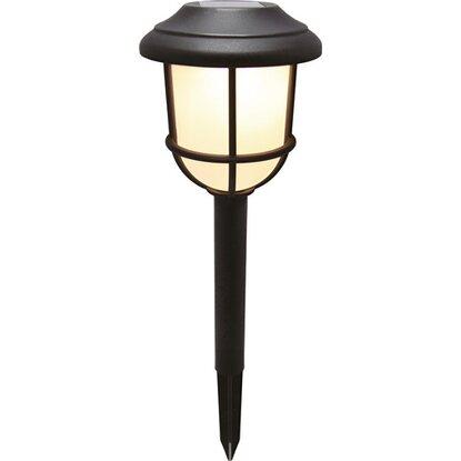 Lampa solarna słupek latarnia wys. 37 cm