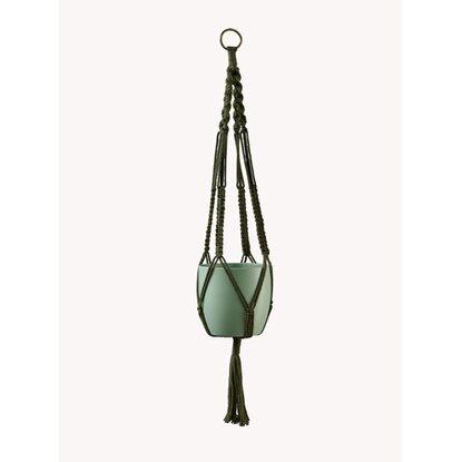 Kwietnik Makrama zielony 90cm