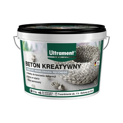 Ultrament Beton kreatywny 2,5 kg