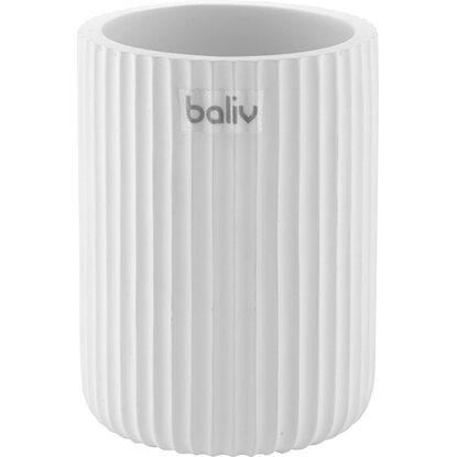BALIV Kubek łazienkowy 350 biały