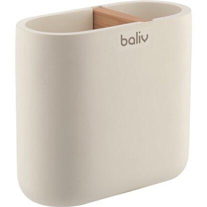 BALIV Kubek łazienkowy 400 biały