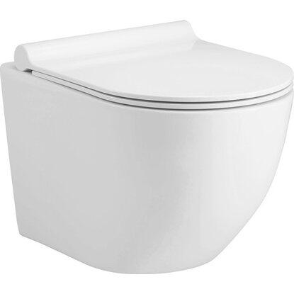 BALIV Miska WC-7620 z deską wolnoopadającą