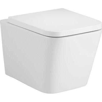 BALIV Miska WC-7630 z deską wolnoopadającą