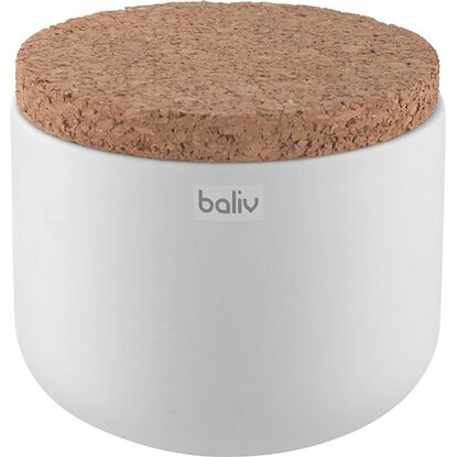 BALIV Pojemnik łazienkowy 430 biały