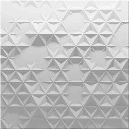 Panel szklany TEXTURE 3D 2 ESG 60 cm x 60 cm
