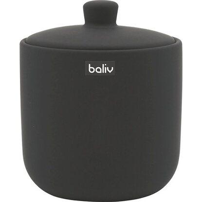 BALIV Pojemnik łazienkowy 150 czarny