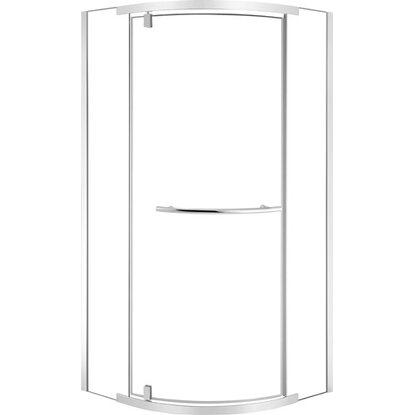 BALIV Kabina prysznicowa Rosa 2 DUK-4830 80 cm bez brodzika