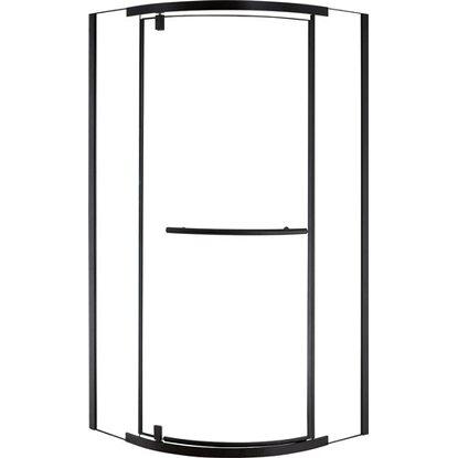BALIV Kabina prysznicowa Rosa 2 DUK-4833 90 cm bez brodzika