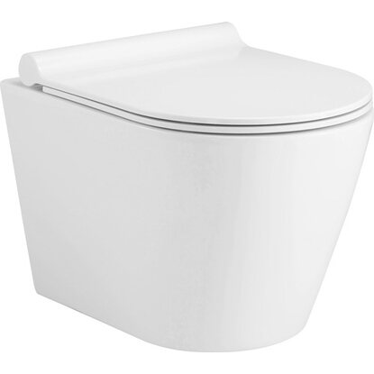 BALIV Miska WC-7640 z deską wolnoopadającą