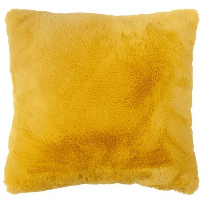 Poduszka BELISSA żółta 40 cm x 40 cm