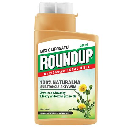 Roundup AntyChwast TOTAL Ultra 280 ml