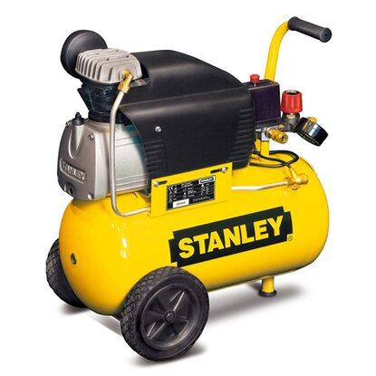 Stanley Kompresor olejowy 24L 8 bar