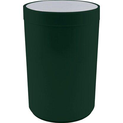 BALIV Kosz łazienkowy zielony 5l