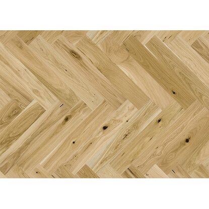 Barlinek Deska podłogowa Dąb Country olej naturalny 1L wym. 14x130x725 mm