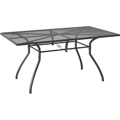 Stół Amarillo stalowy 160 x 90cm