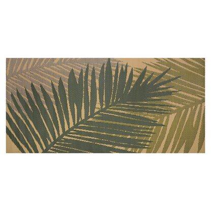 Dywan tarasowy safari żółty SP/002 90x180