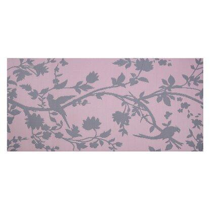 Dywan tarasowy kwiaty róż SP/011 90x180