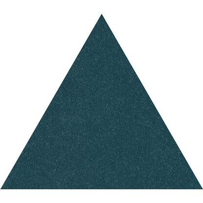 Glazura SCARLET navy triangle 13,9 cm x 16 cm