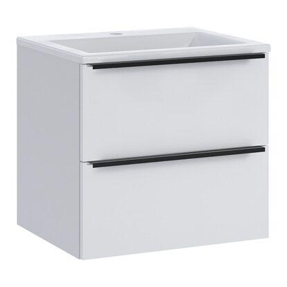 Zestaw łazienkowy Vera szafka+umywalka 50cm