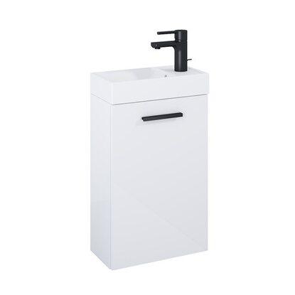 Zestaw Palma biała szafka z umywalką 40 cm