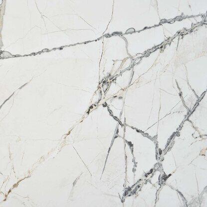 Gres szkliwony LAGOM white 59,5 cm x 59,5 cm