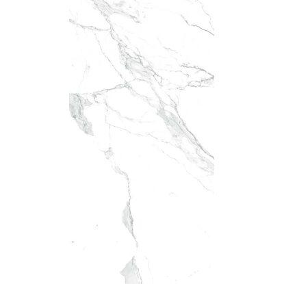 Gres szkliwiony XTREME STATUARIO 60 cm x 120 cm