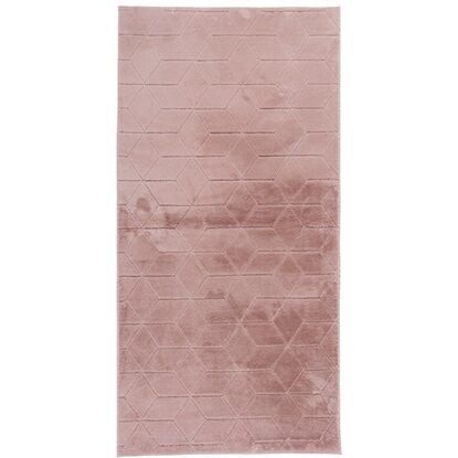 Dywan PANAMA różowy 70 cm x 140 cm