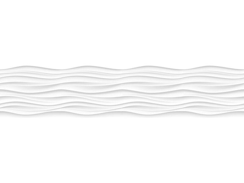 Walls Panel Dekoracyjny Mdf W Wysokim Połysku 2800 Mm X 610 Mm X 6 Mm