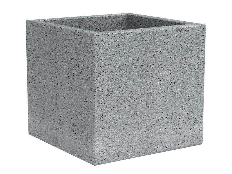 Scheurich Donica C Cube Szary śr 30cm