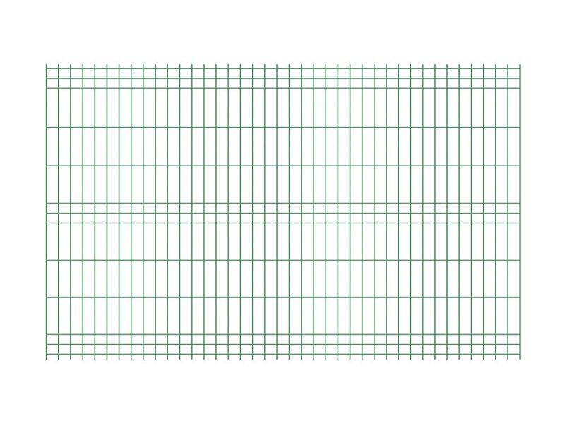 Jarmex Panel Ogrodzeniowy Zielony 250 Cm X 152 Cm