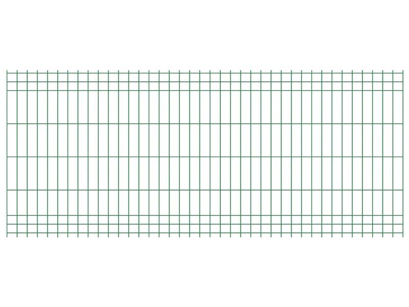 Jarmex Panel Ogrodzeniowy Zielony 250 Cm X 103 Cm