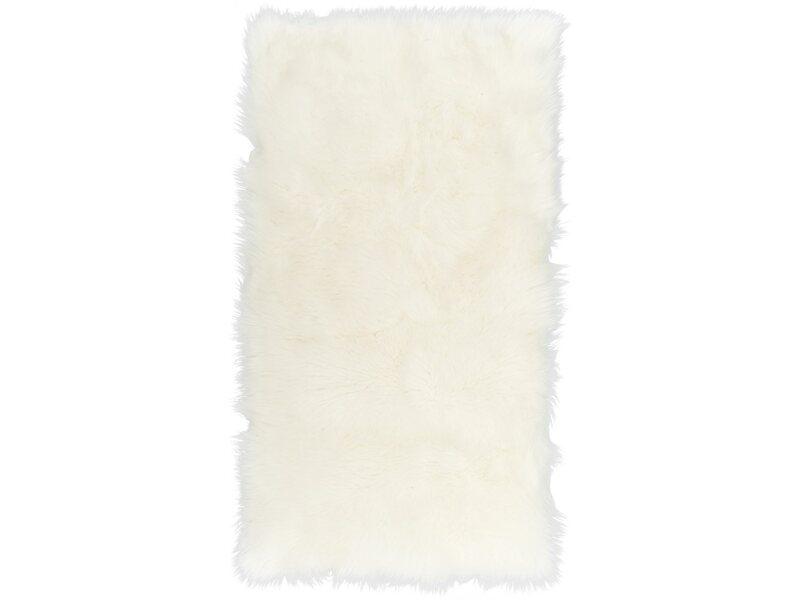 Multidecor Dywan Patchwork biały 60 cm x 100 cm