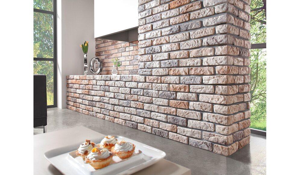 kamień elewacyjny Loft Brick Sahara